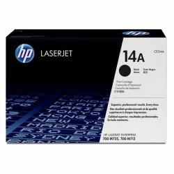Lazerinė kasetė HP CF214A   juoda