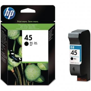 Rašalinė kasetė HP 51645AE (Nr. 45)   juoda