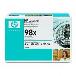 Lazerinė kasetė HP 92298X | didelės talpos | juoda
