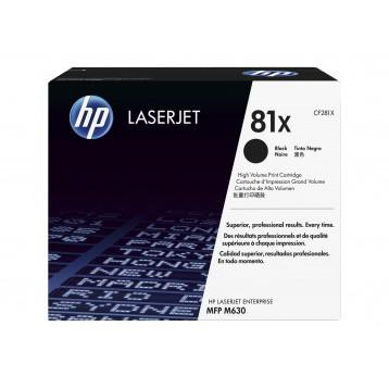 Lazerinė kasetė HP CF281X | juoda