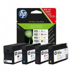 Rašalinių kasečių komplektas HP C2P43AE (Nr. 950XL + Nr. 951XL)   4 spalvos