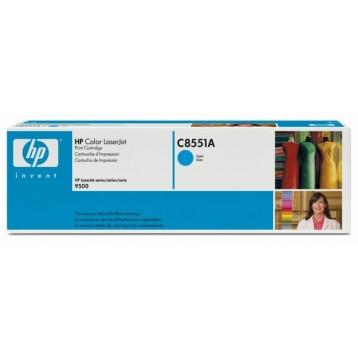 Lazerinė kasetė HP C8551A | žydra