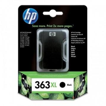 Rašalinė kasetė HP C8719EE (Nr. 363XL)   didelės talpos    juoda