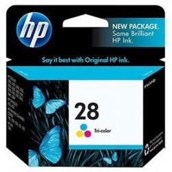 Rašalinė kasetė HP C8728AE (Nr. 28) | trispalvė