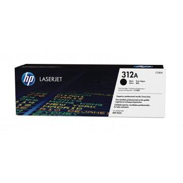Lazerinė kasetė HP CF380A (312A) | juoda