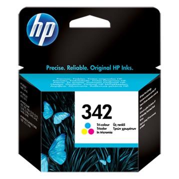 Rašalinė kasetė HP C9361EE (Nr. 342) | trispalvė